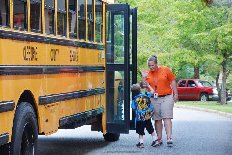 School Days Are A Long Haul For Many Cleburne Bus Riders The Anniston Star News