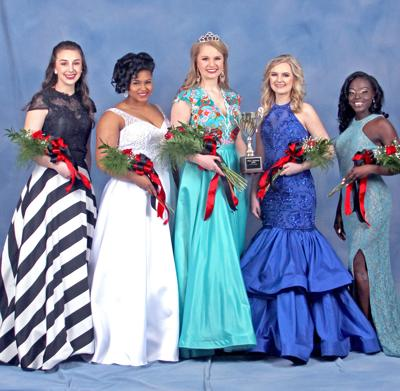 2019 Miss Syhiscan winners