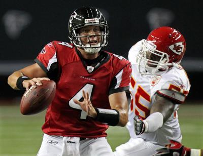 Former Falcons, Alabama quarterback John Parker Wilson will speak in Talladega