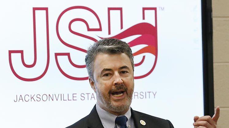 Photos: Alabama Attorney General Steve Marshall at the Alabama Investigator Academy
