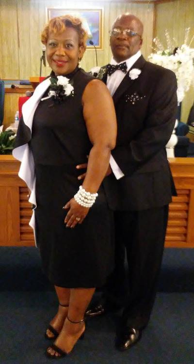 Rev. Victor & Sis. Debra Griffin