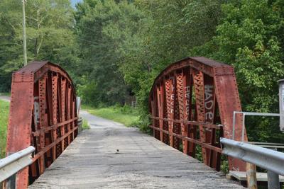Cleburne County Road 18 bridge