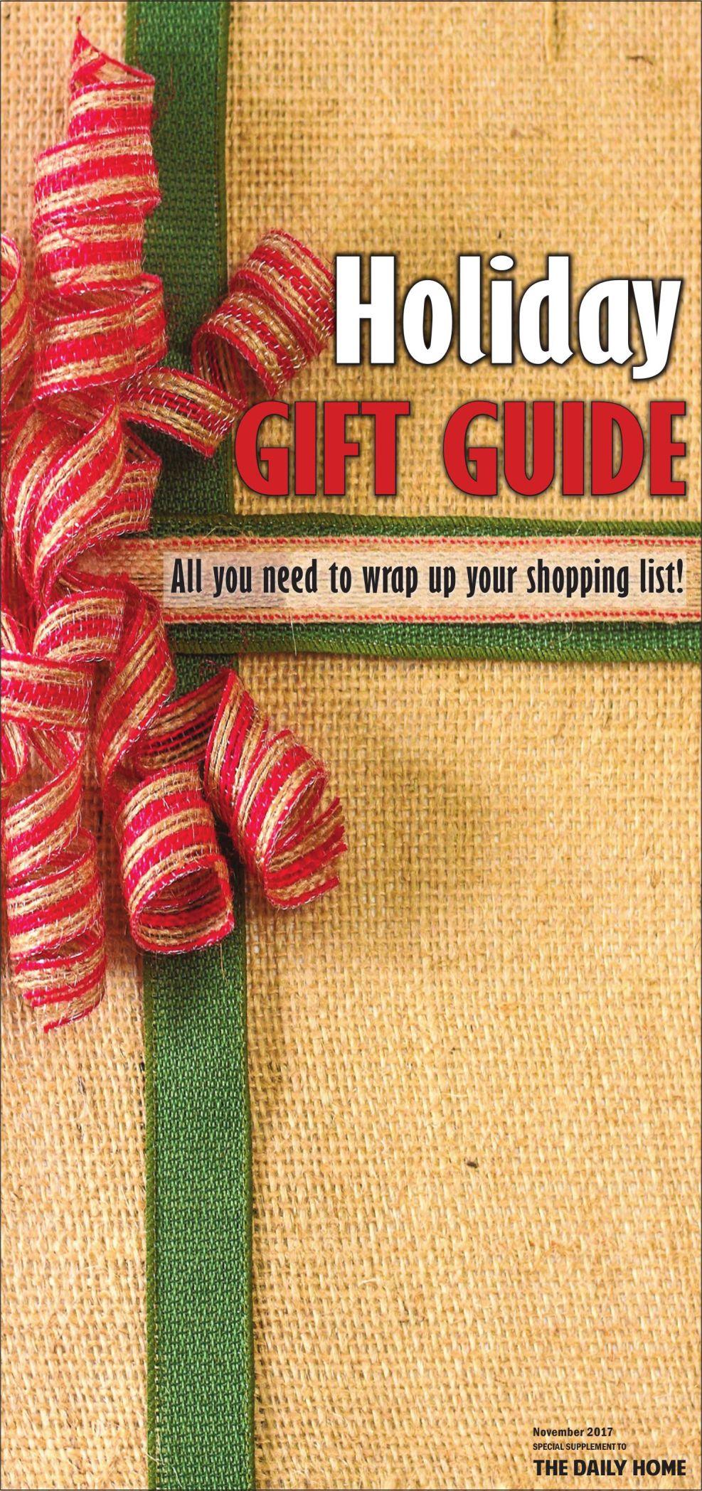 Christmas Gift Guice