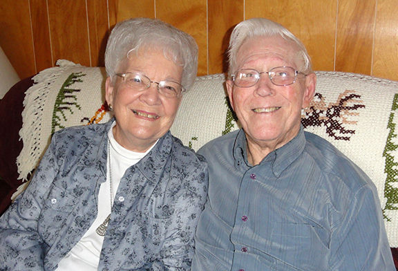 Robert Jerry and Merrell Bryant
