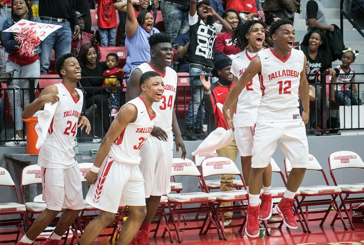 Talladega boys headed to Final Four after crushing Guntersville in Northeast Regional championship game (with photos)