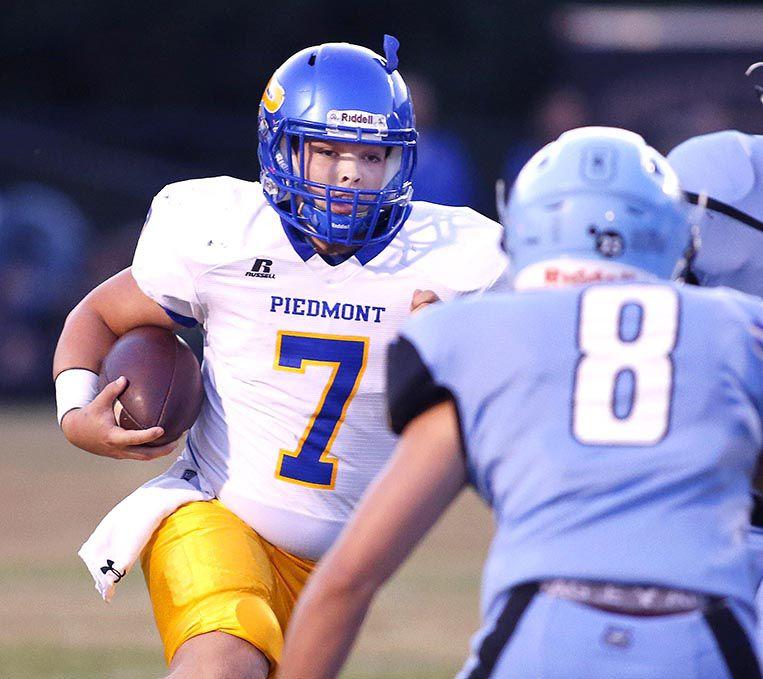 Photos: Piedmont at Pleasant Valley Prep Football