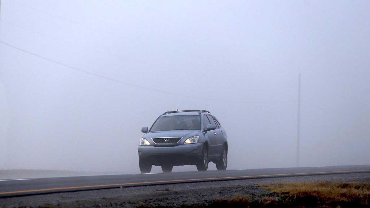PHOTOS: Freezing Fog in Calhoun County