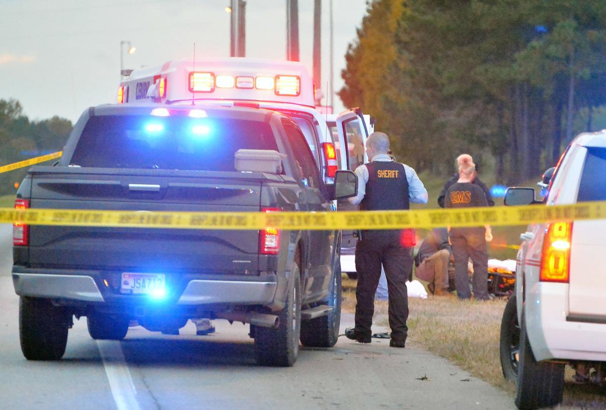 Interstate 20 crime scene BW 09.JPG