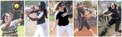 2019 ASWA all-state selections from Daily Home's coverage area