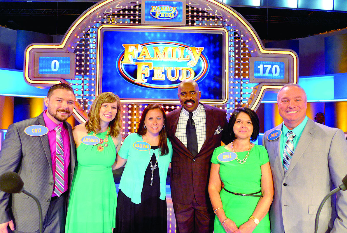 sylacauga family to be on family feud news