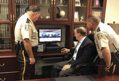 St. Clair County Sheriff Office gets new website