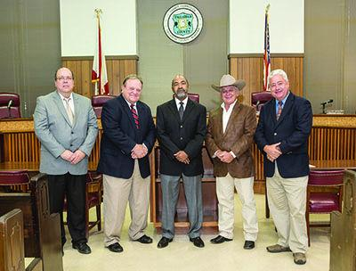 Talladega County Commission
