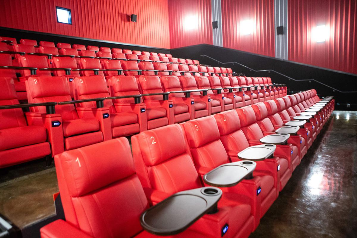 Seats going fast for Premiere Cinertainment opening