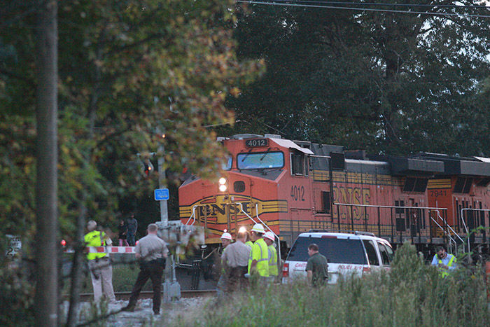 Norfolk Southern's indecision about granting right-of-way brings halt to plans for construction of emergency access road