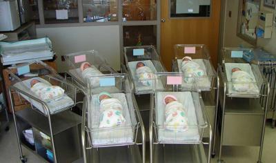 Hospital nursery