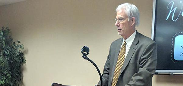 State Rep. Jim Hill talks possible creation of school tax districts for Pell City, St. Clair systems