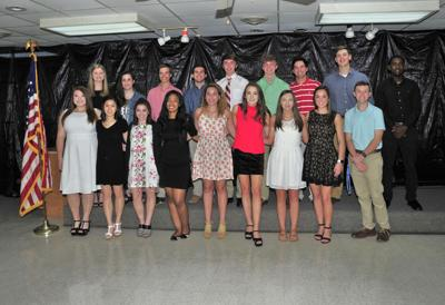 Congrats ... Most Valuable Student scholarships awarded by Anniston Elks Lodge No. 189