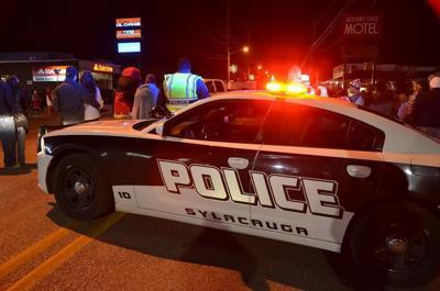 Sylacauga police car
