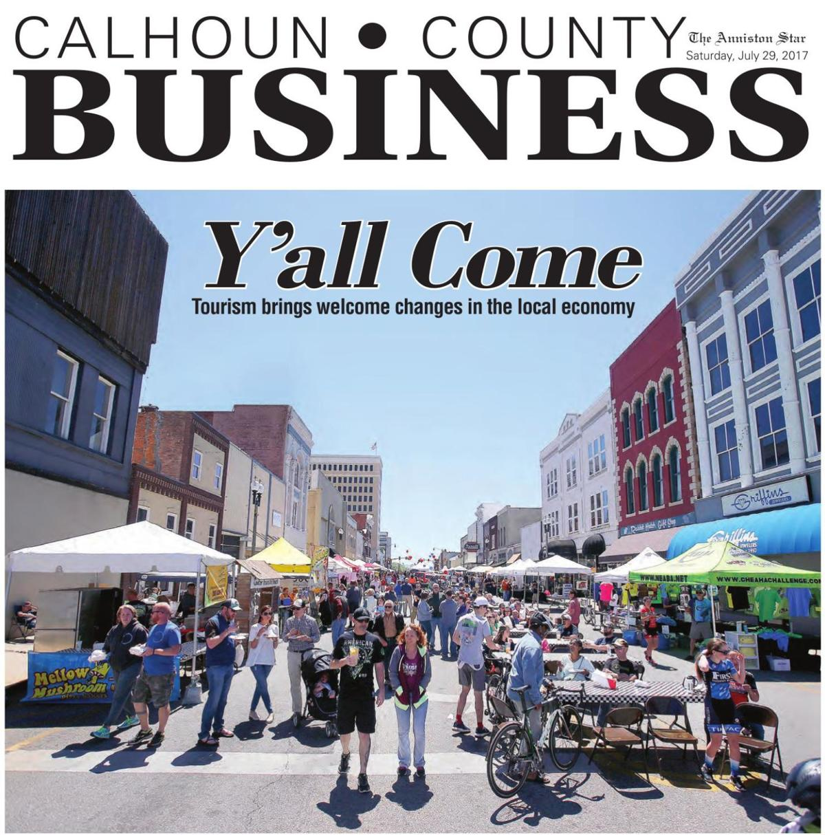 Business Calhoun County - Summer 2017