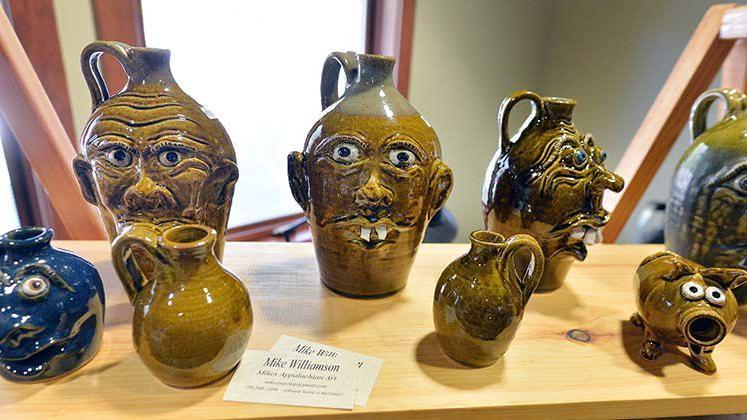 2018 Cleburne Folk Pottery Show