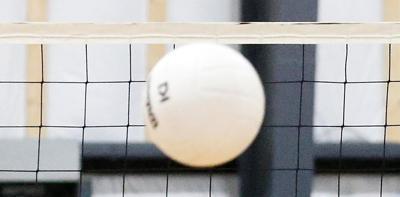 High school volleyball teaser