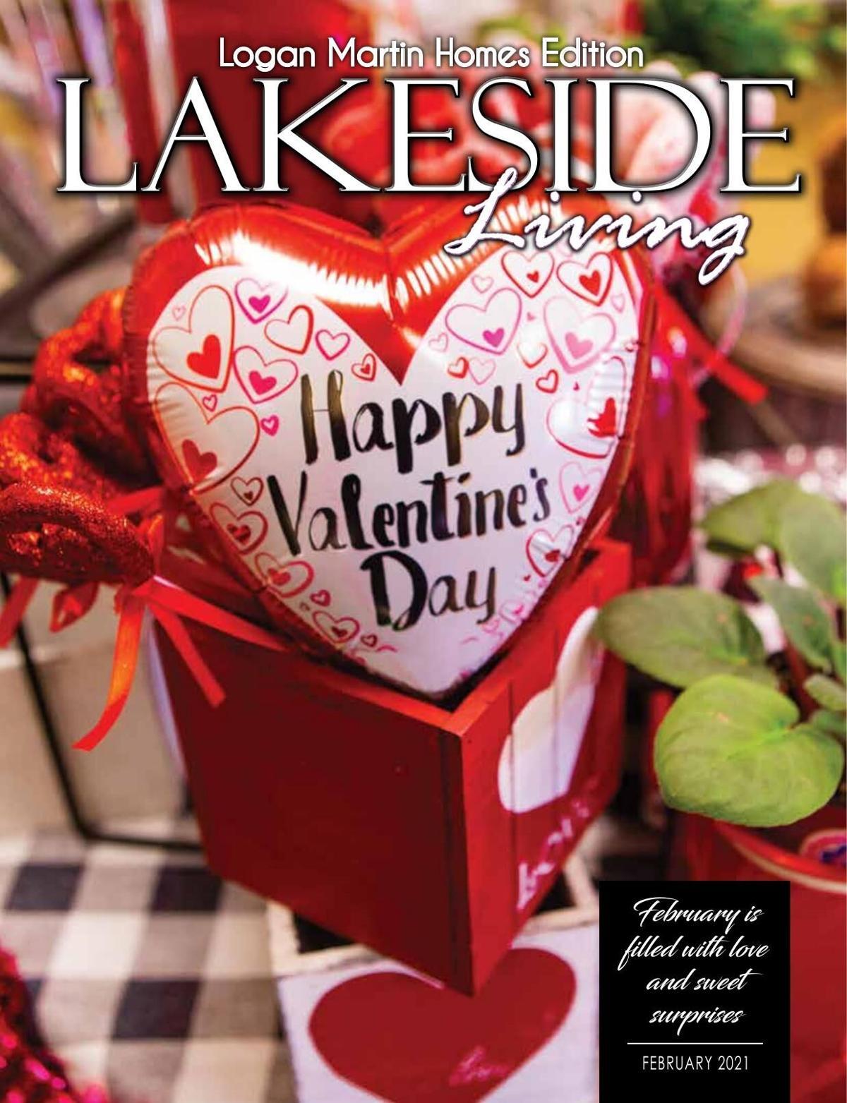 February Lakeside Living