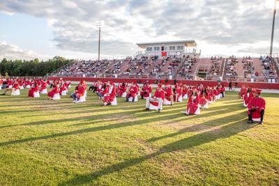 Munford High School graduation 2020