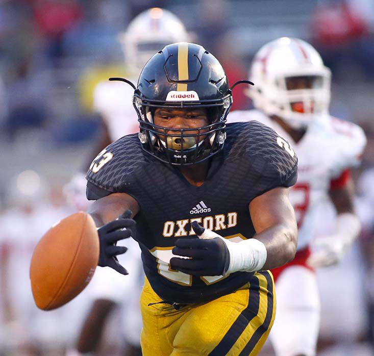 Oxford's Kendall McCallum is undergoing health tests. (Trent Penny/The Anniston Star)