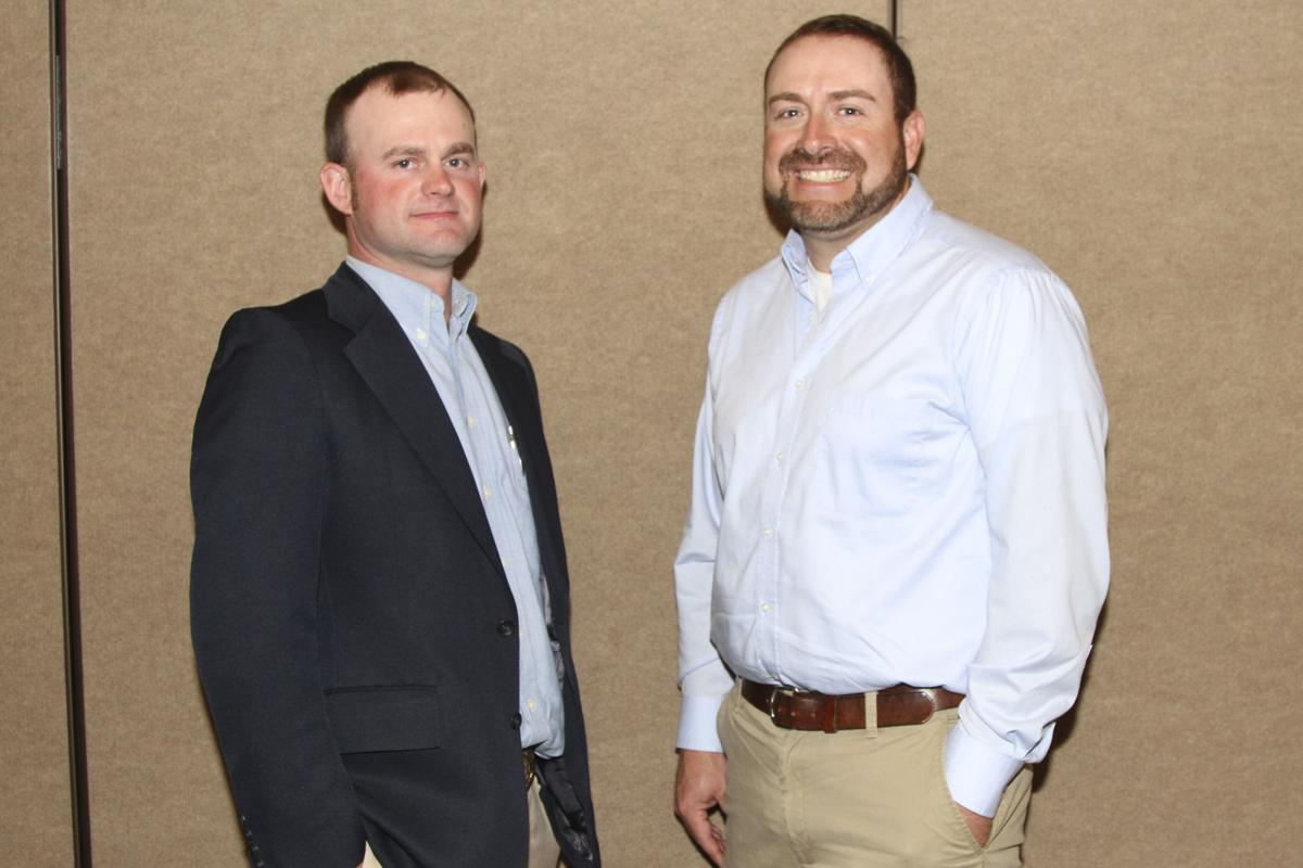 Talladega County's Jeremy Wilson elected State Soybean Committee vice chair