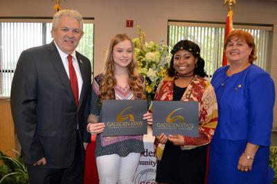 Congrats ... Gadsden State Community College holds 52nd Honors Day event