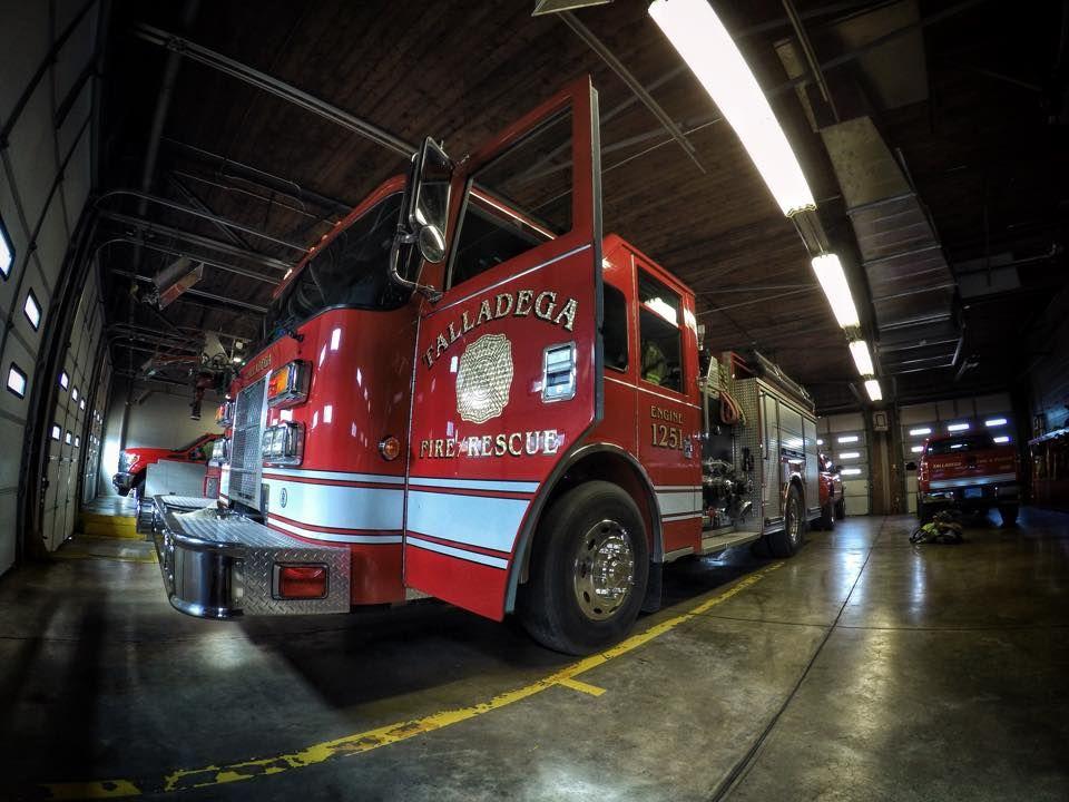 Talladega Fire Department