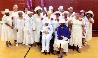 Congrats ... Dorcas Art and Social Club celebrate 100 years of community service