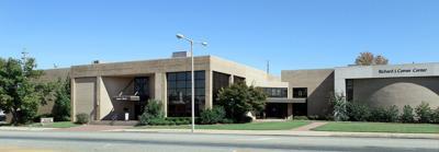 B.B. Comer Memorial Library in Sylacauga