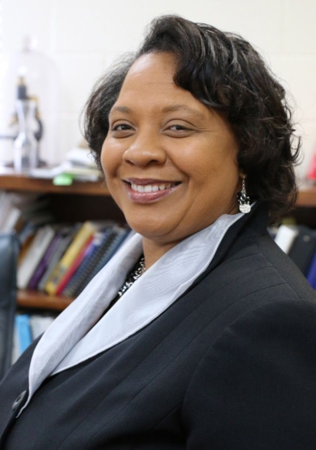Talladega College Provost Dr. Lisa Long