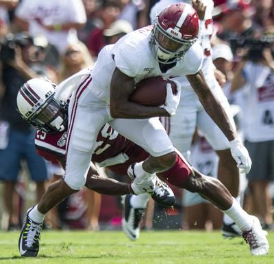Alabama football: Smith emerging with another breakout game