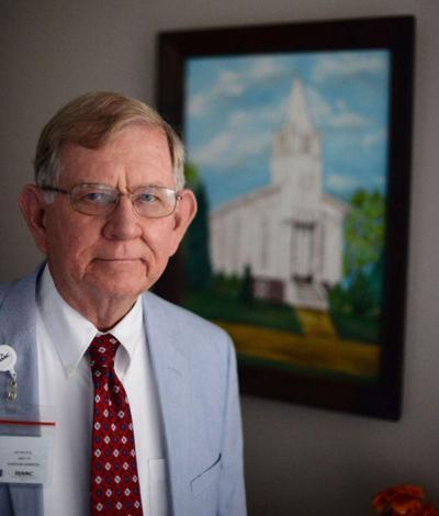 Chaplain Jim Wilson, RMC
