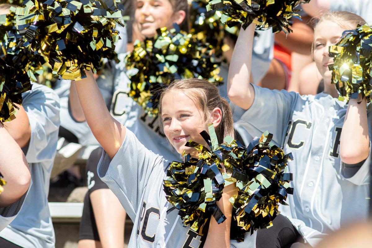 Pell City football team, marching band, cheerleaders working toward season opener