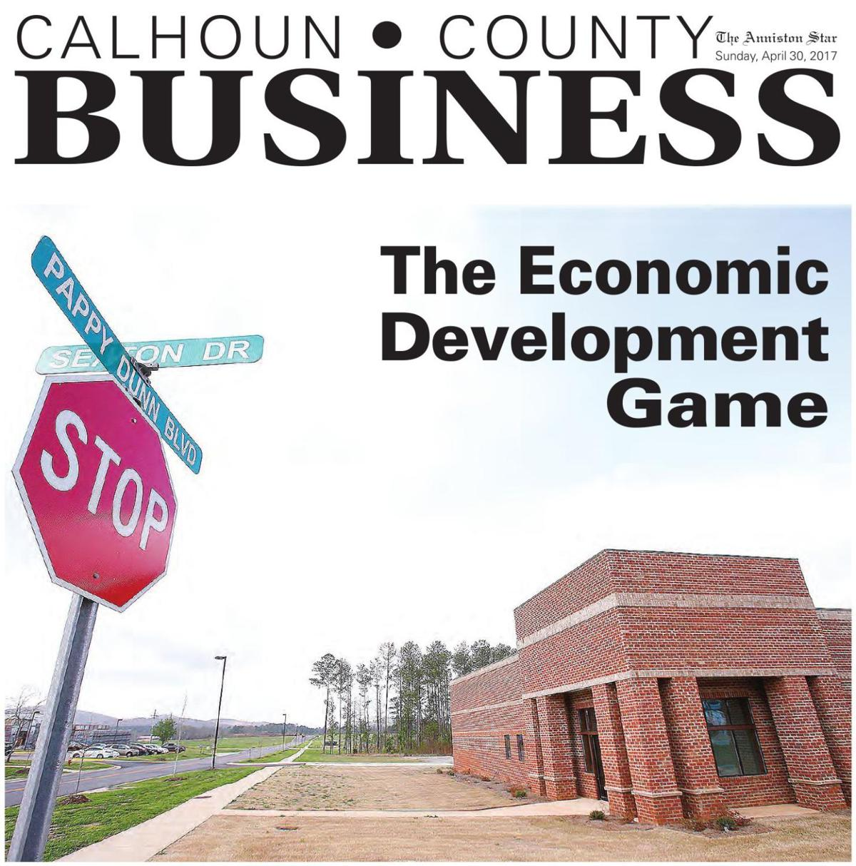 Business Calhoun County