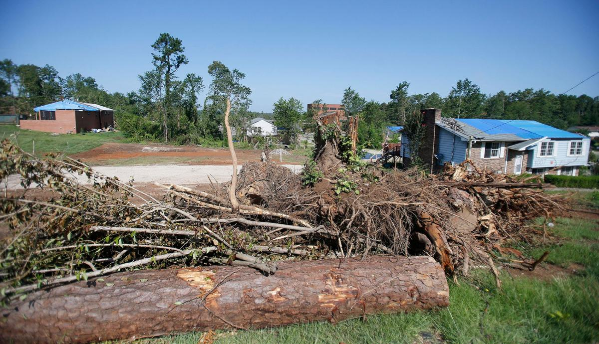 Tornado cleanup still on track, some repairs slowed by high demand