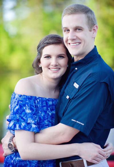 Taylor Warren and Logan Swilley