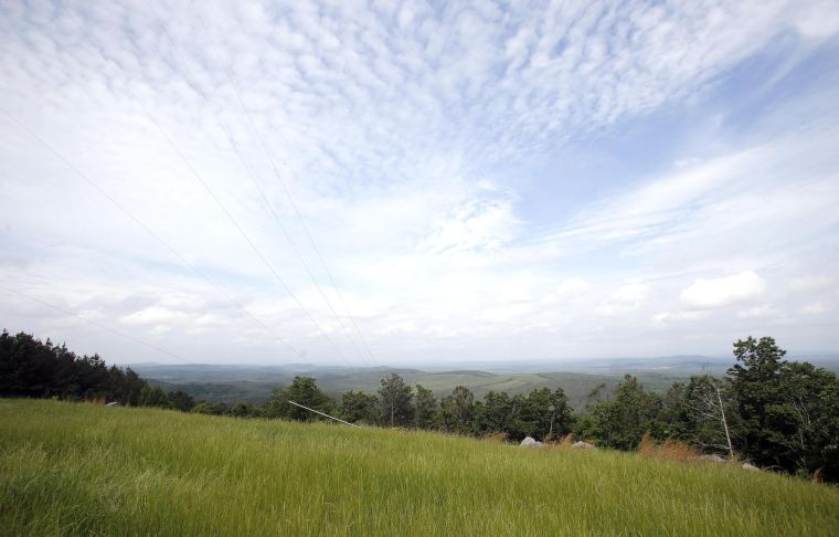Turkey Heaven site of proposed wind farm