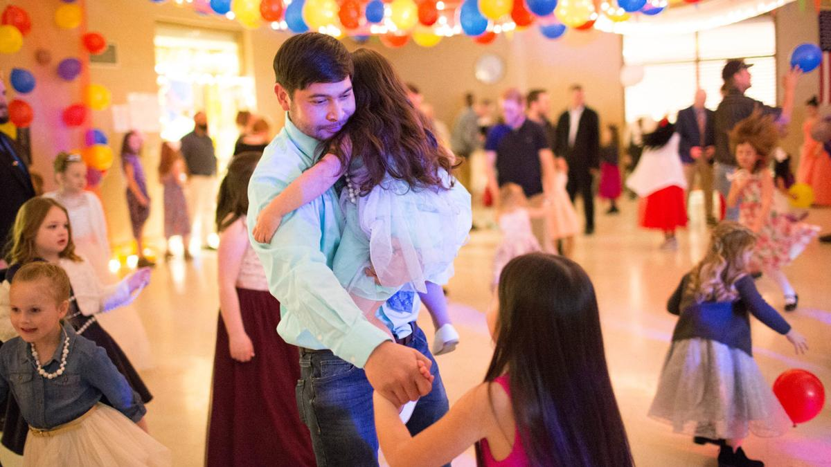 PHOTOS: Pell City Rotary's Father Daughter Dance 2019