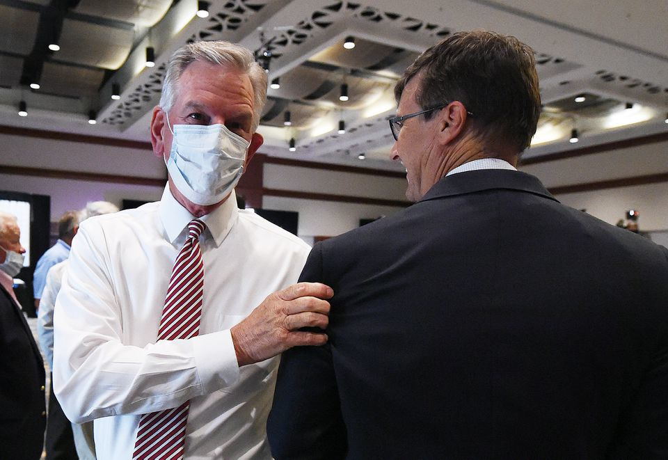 Tuberville wins GOP Senate nomination