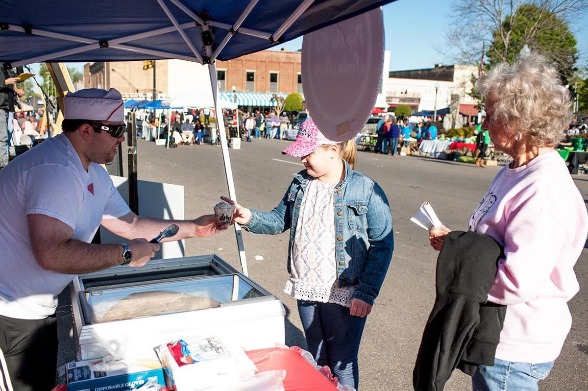 April in Talladega set; multiple community events planned