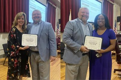 2021 Teachers of the Year