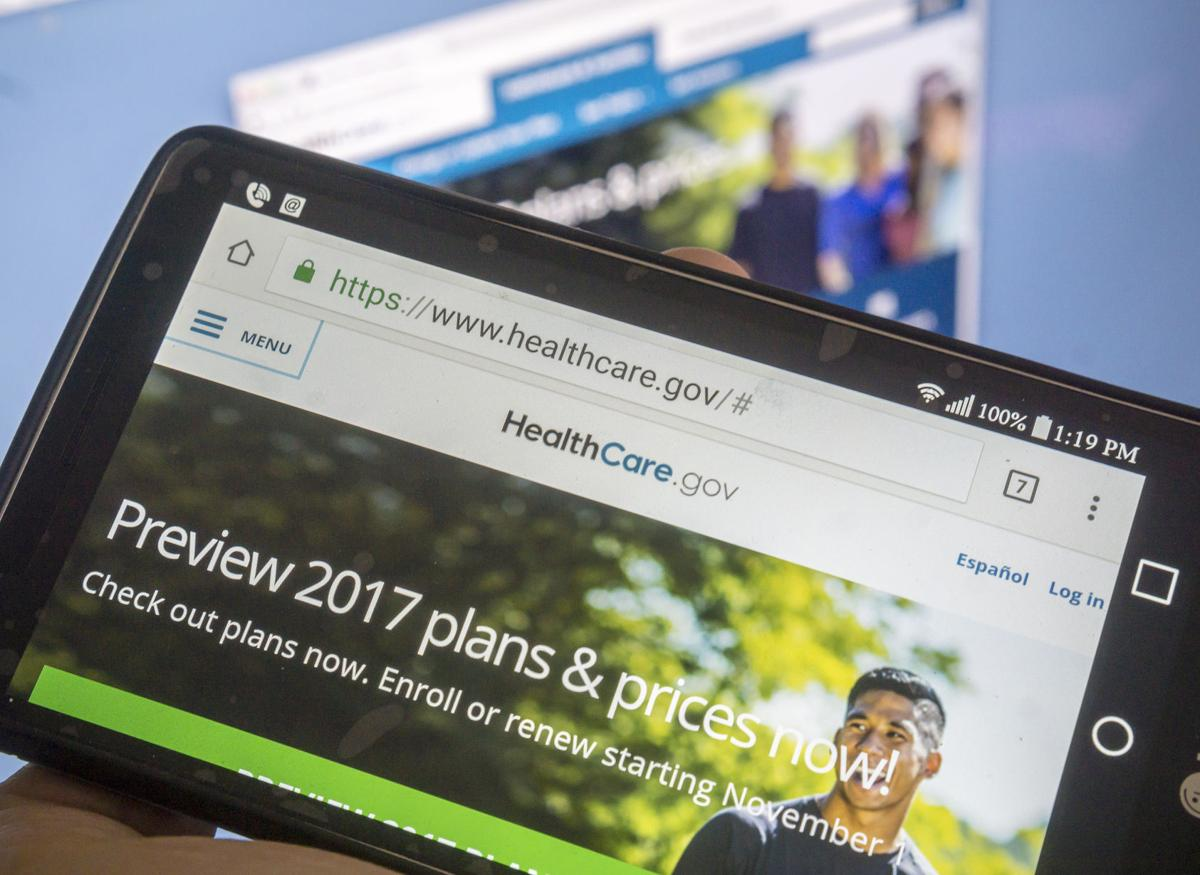 Obamacare sign-ups on rise since Trump's election