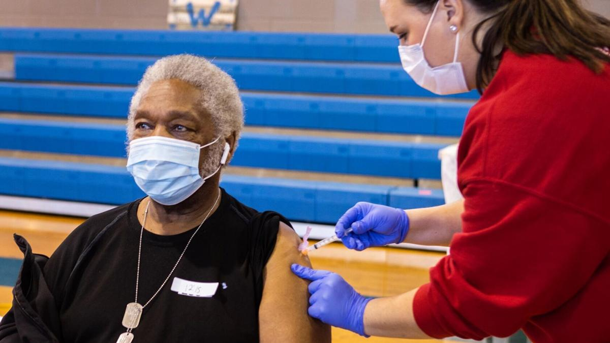 COVID-19 vaccination clinic in Winterboro draws good crowd (with photo gallery)