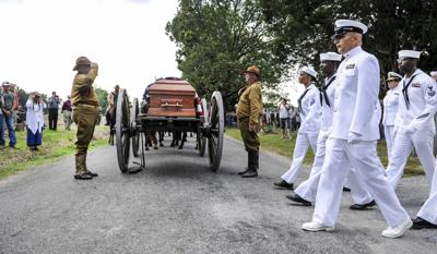 An Alabama man killed at Pearl Harbor is laid to rest after 78 years