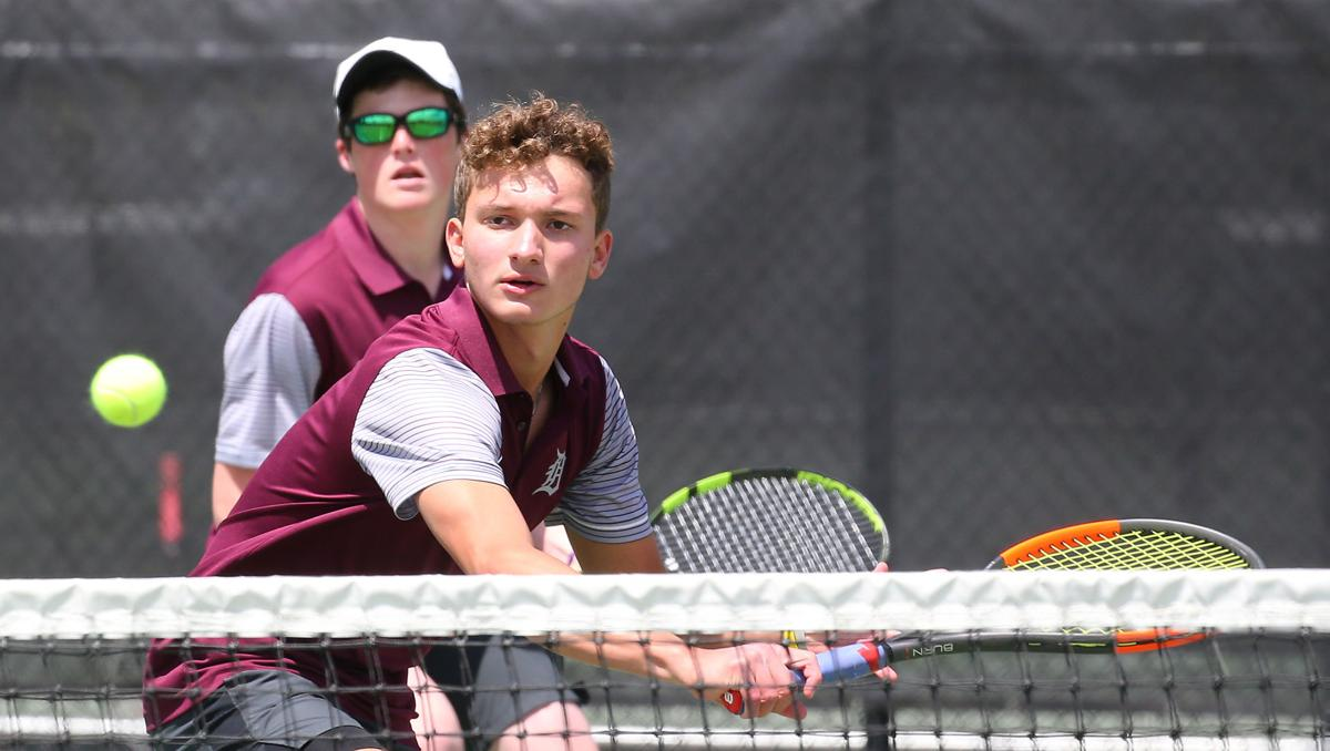 HS Sectional Tennis