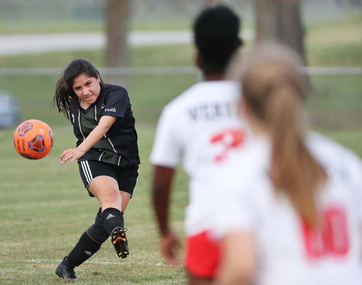 County soccer